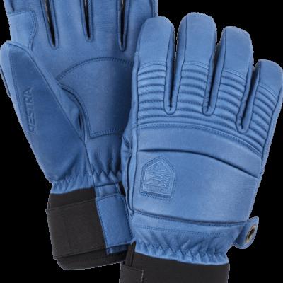 Hestra Leather Fall Line Blue Unisex