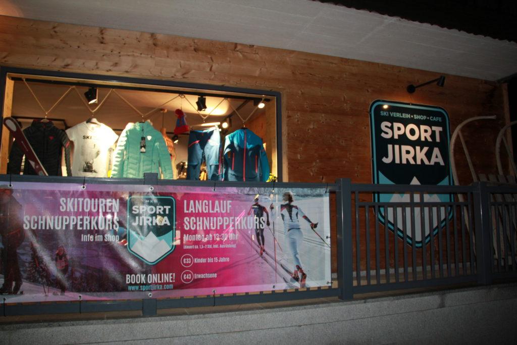 Sport Jirka Winter