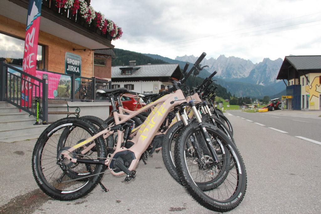 Sport Jirka Apache E-Bike