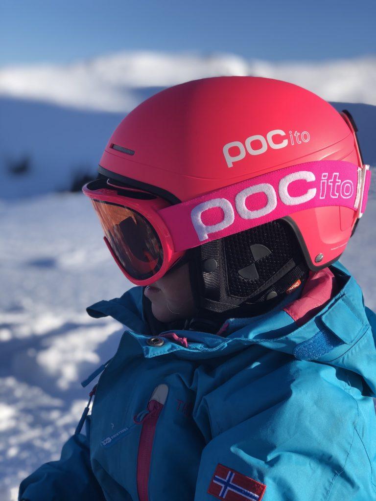 Skifahren Kinder Winter