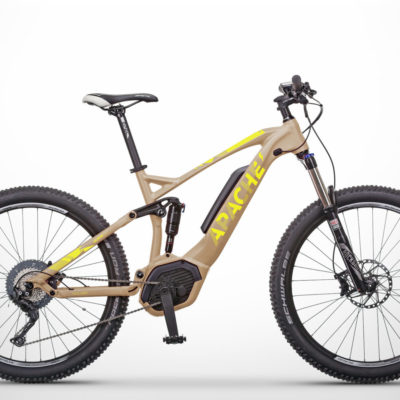 Apache E-Bike Quruk X Bosch Performance CX