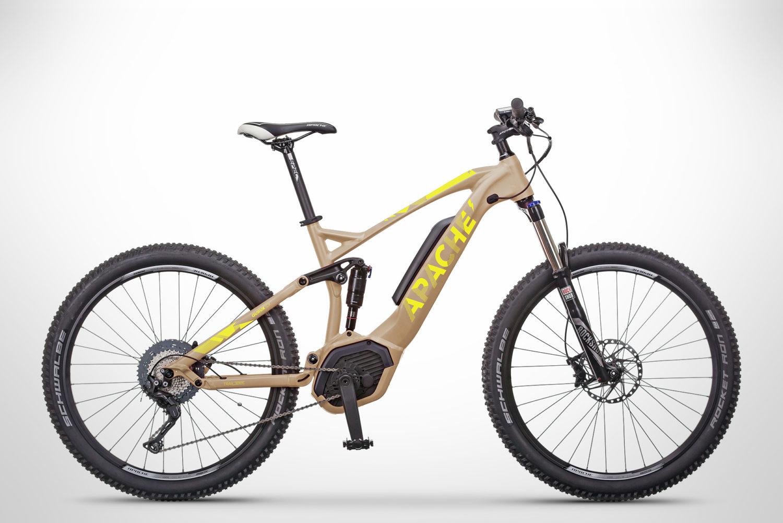 Apache E-Bike Quruk X Bosch Performance CX