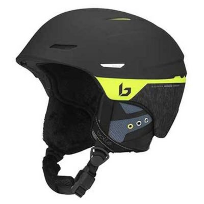 bolle millenium skihelm matte black flash