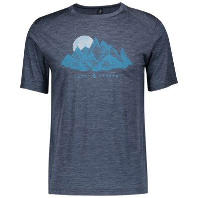 Scott Defined Merino Graph T-Shirt