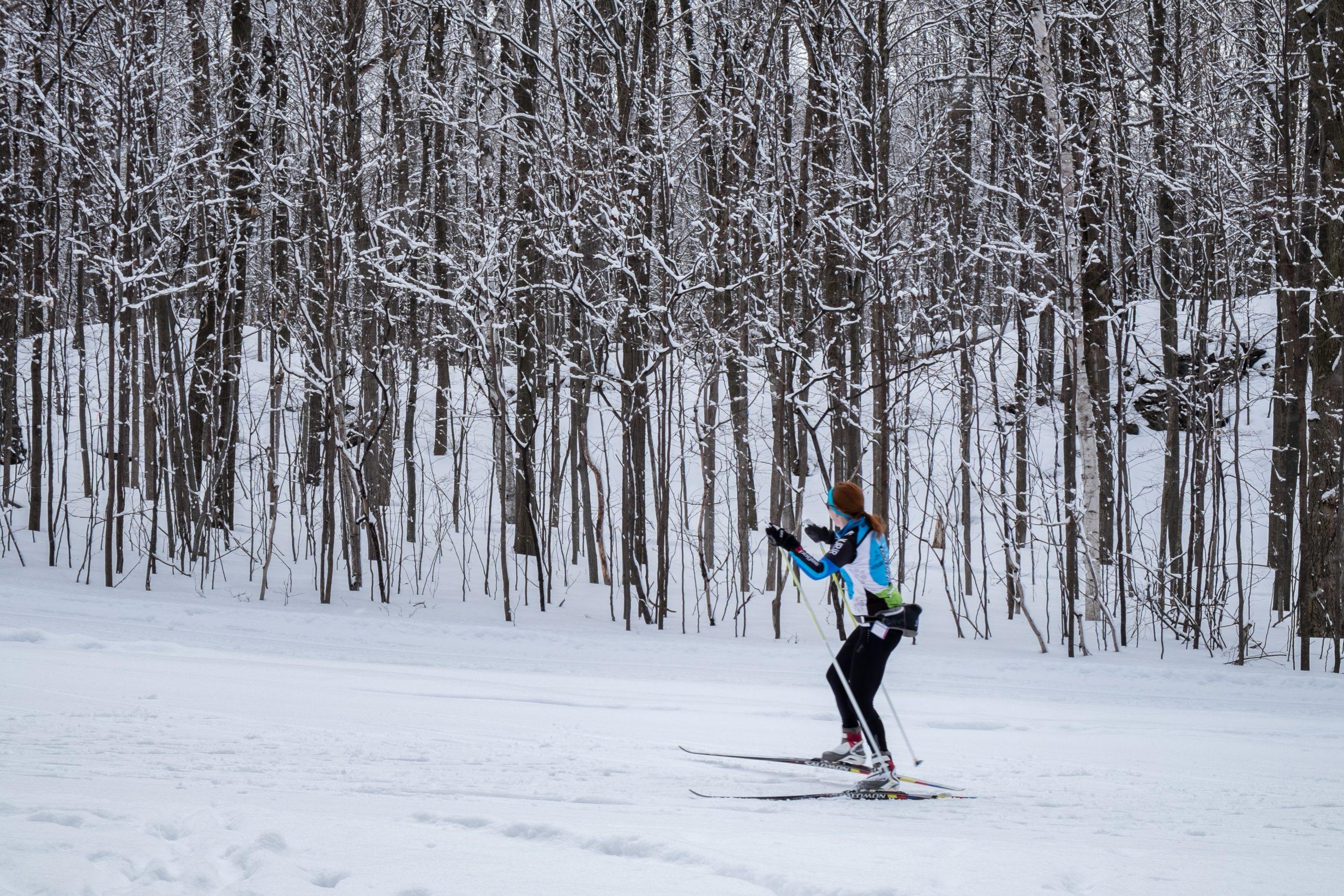 Langlaufen Sport Jirka